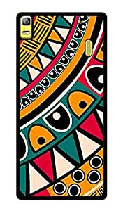 Lenovo A7000 Printed Back Cover