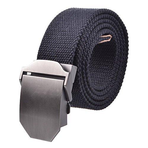 KLOUD City ® Candy Colors Unisex Adjustable Waist Web Belt Strap