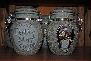 Nightmare Before Christmas Sally Nightshade Decanter