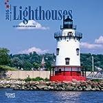 Lighthouses 2016 Mini 7x7 Wall Calendar