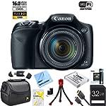 Canon Powershot SX530 HS 16MP Wi-Fi S...