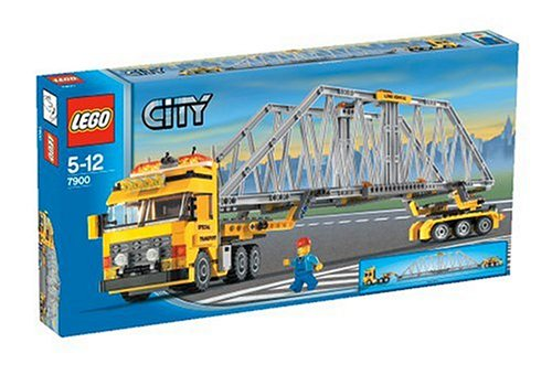 Lego City LEGO 7900 Heavy Loader parallel import goods - 1