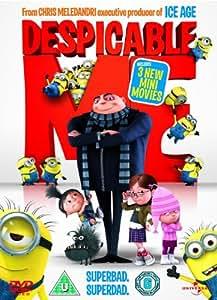 Despicable Me [DVD] [2010]