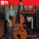 Stefano Sciascia Works For Double Bass & Piano [Stefano Sciascia, David Giovanni Leonardi] [Newton Classics: 8802214]