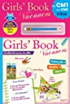 Girls' Book Vacances - Du CM1 au CM2