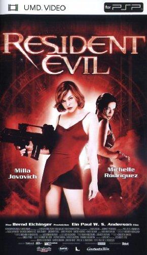 Resident Evil [UMD Universal Media Disc]