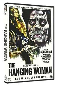 Amazon.com: The Hanging Woman: Paul Naschy, Dyanik ...