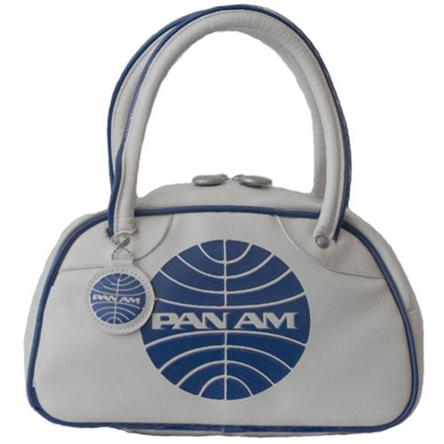 Pan Am Mini Explorer Vintage-Style Handbag