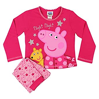 Peppa Pig Pyjamas | Girls Peppa Pig PJ | Age 5 to 6 Years