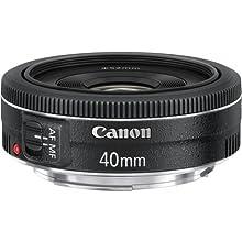 Canon EF 40mm f/2.8 STM Standard Lens
