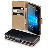 Microsoft Lumia 950 Case, Terrapin Handy Leder Brieftasche