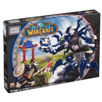Imagen de Mega Bloks World of Warcraft Sha de la Ira