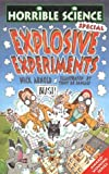 Nick Arnold Explosive Experiments (Horrible Science)