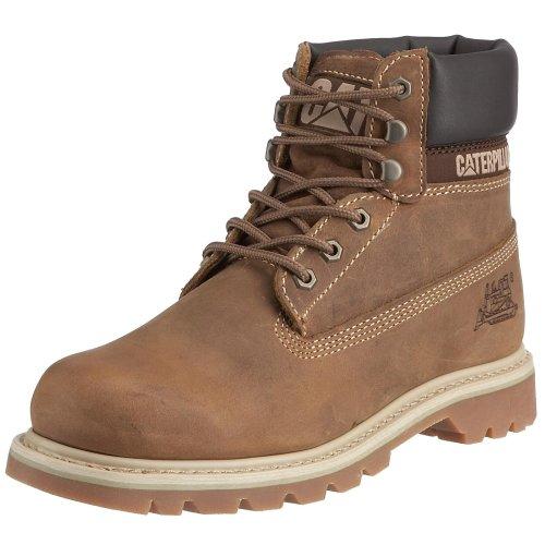 Cat Footwear Men's Colorado Dark Beige Lace Up Boot 7708190 15 UK, 49 EU