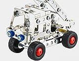 SMASH OUT 知育 おもちゃ 男の子 用 3D 立体パズル 【 科学 実験 工作 金属 組み立て キット 車 】 子供 小学生 プレゼント に最適 (初級 3in1)