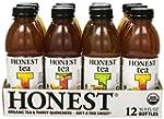 Honest Tea Variety Pack, 16.9 Ounce (...