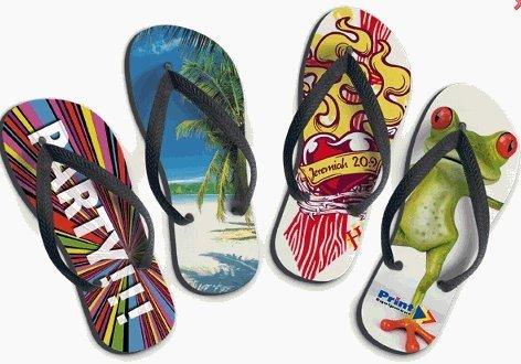 Flip-Flops / Badelatschen mit Foto