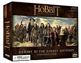 The Hobbit: An Unexpected Journey: Journey to the Lonely Mountain Board Game