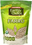 Nature's Earthly Choice Organic Italian Pearled Farro - 14 Oz