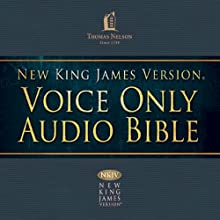 (06) Joshua, NKJV Voice Only Audio Bible Audiobook by  Thomas Nelson, Inc. Narrated by Bob Souer