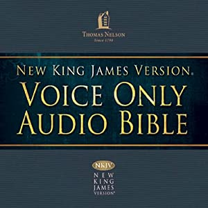 (22) Hosea-Joel-Amos-Obadiah-Jonah-Micah, NKJV Voice Only Audio Bible Audiobook