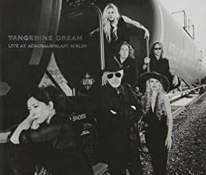 Tangerine Dream - Live at Admiralspalast Berlin 2012 - Amazon.com