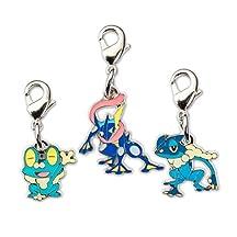 Froakie Frogadier Greninja Pokémon Minis (Evo 3 Pack)