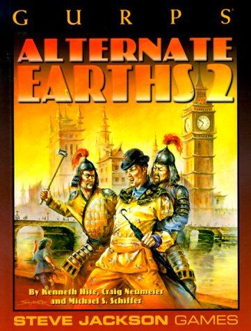 GURPS Alternate Earths 2 (GURPS: Generic Universal Role Playing System)