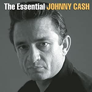 NEW Johnny Cash - Essential Johnny Cash (CD)
