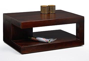 Couchtisch Sheesham Massiv Holz M 1 90 x 60 cm Sheesham Masiv Holz