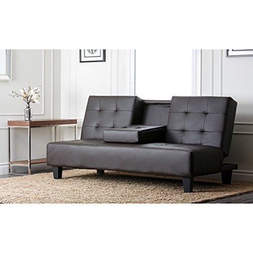 Abbyson Living Lexington Convertible Sofa