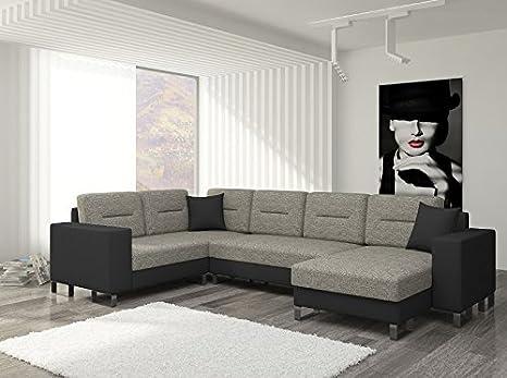 Wohnlandschaft Dorado2 Sofa Couch Ecksofa Eckcouch Polsterlandschaft 01279