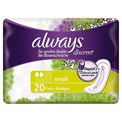 always-discreet-inkontinenz-einlagen-small-bei-blasenschwache-2er-pack-2-x-20-stuck