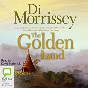 The Golden Land Audiobook
