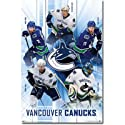 NEW POSTER - Vancouver Canucks Team NHL 22x34