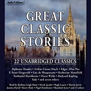 Great Classic Stories Audiobook