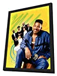 The Fresh Prince of Bel-Air 11 x 17 TV Poster - Style A - in Deluxe Wood Frame