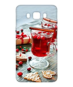 Crackndeal Mobile Back Cover For Samsung Galaxy J7 - 6 (New 2016 Edition)
