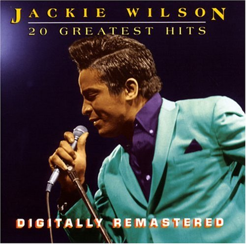 Jackie Wilson - 20 Greatest Hits by Jackie Wilson