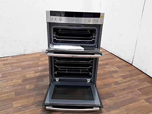 Neff Classic Collection 1 U16E74N3GB Built In Double Oven - Stainless Steel - G 1925554