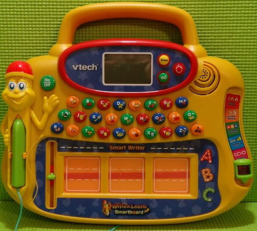 VTech WRITE LEARN SMARTBOARD User Manual