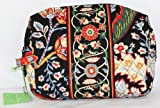 Vera Bradley Large Cosmetic Bag Versailles