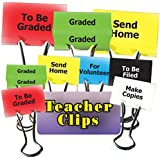 THINGS TO DO TEACHER CLIPS 2IN 6PK