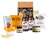 Cider Gifts Food and Gourmet Send the Merry Smiles All Round Gift Box with Merrydown Cider