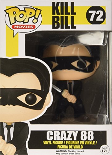 Funko POP Movies Kill Bill Crazy 88 Vinyl Figure