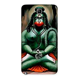 Special Hanuman Ji Back Case Cover for Galaxy Note 3 Neo