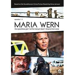 Maria Wern: Episodes 1-3