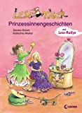 Lesetiger-Prinzessinnengeschichten - Sandra Grimm
