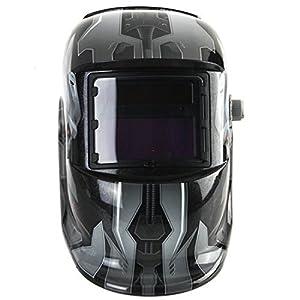 2016 Design Solar Auto Darkening Fancy Welding Helmet TIG MIG Weld Welder Lens Grinding Mask from Display Promotion