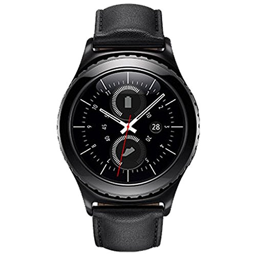 Samsung Gear S2 Classic SM-R7320 Smart Watch, Black